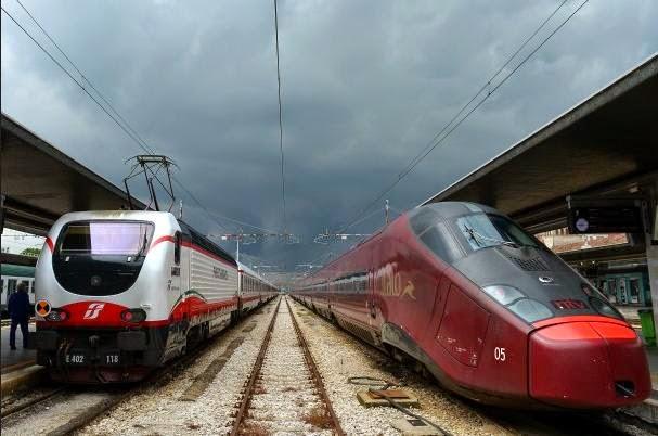 Italo e alta velocità: lo scandalo della rete