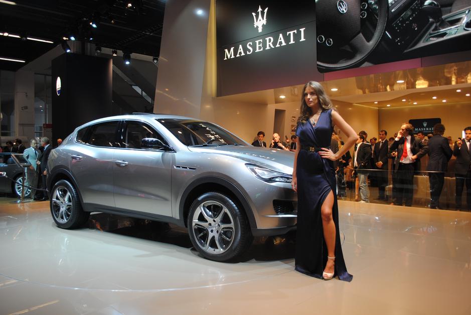 Fiat azioni: l'importanza di Maserati
