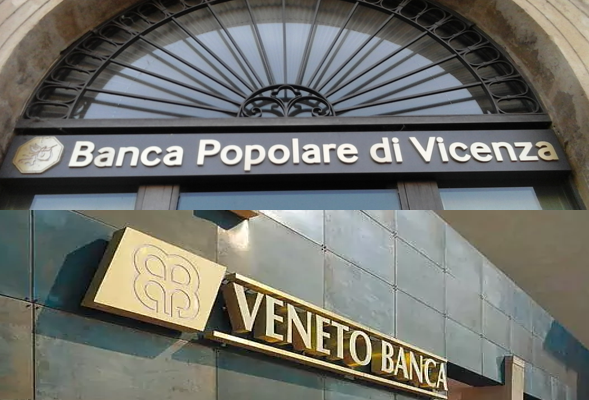 Veneto Banca e BpVi, Atlante nel destino delle subordinate