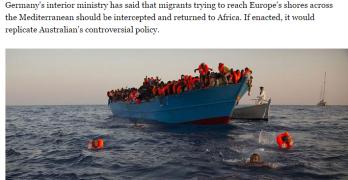 Immigrazione: la Germania potrebbe voltare pagina. Che ne pensate?