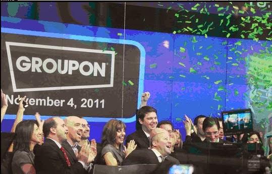 Groupon, trasforma il business ma l'azione crolla. Occasione di acquisto?