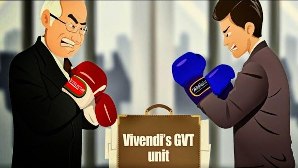 La Battaglia tra Telecom Italia e Telefonica per GVT