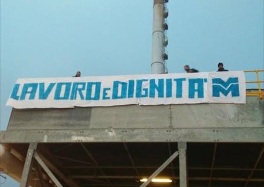 Manfredonia Vetro: soldi pubblici, profitti privati