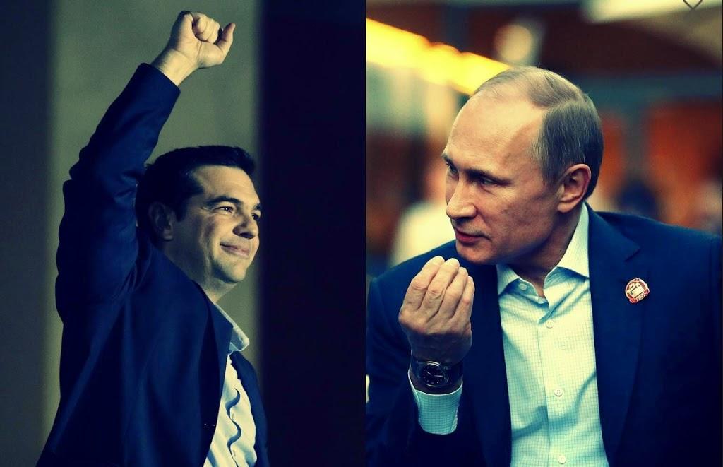 Tsipras, in viaggio verso Mosca