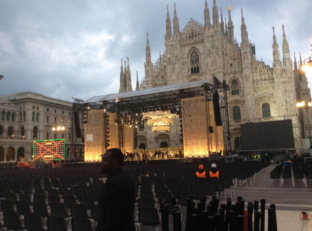Concerto Bocelli Expo 2015 Per Tutti Gli Amici Italia
