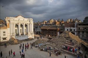 nepal terremoto turismo