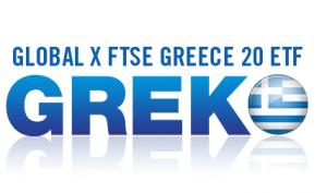 ETF GRECIA
