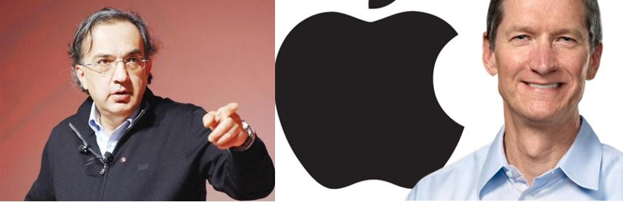 Fiat Chrysler tra GM ed Apple. Fantafinanza?