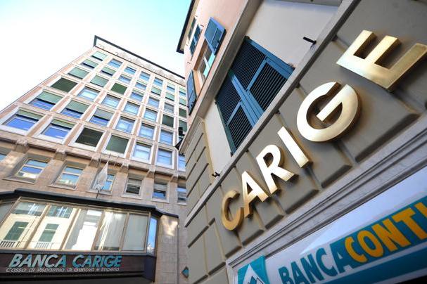 AdC Banca Carige 2015 tra diritti ISIN IT0005117871 e azioni IT0005108763