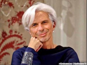 Varoufakis Lagarde