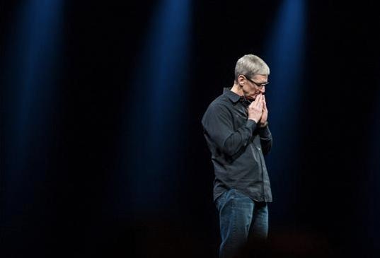 Apple azioni: inizia la caduta?