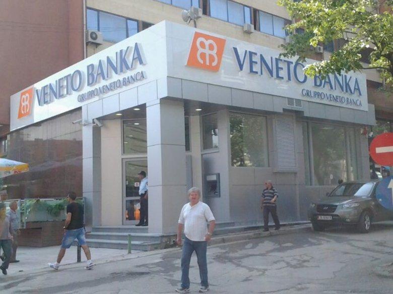 Le azioni Veneto Banca valgono 10 euro