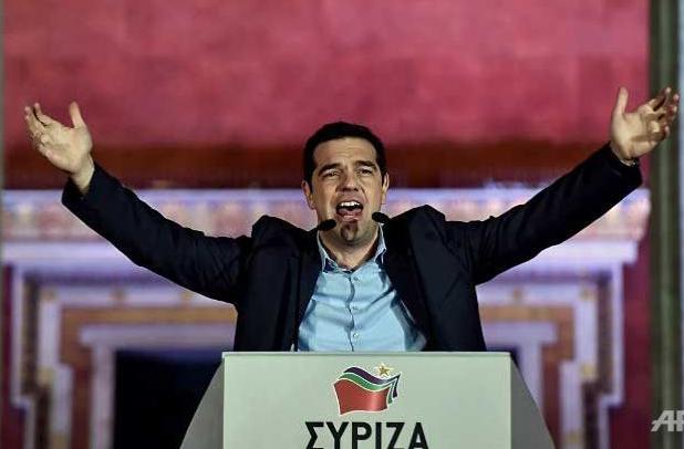 Tsipras condanna i greci