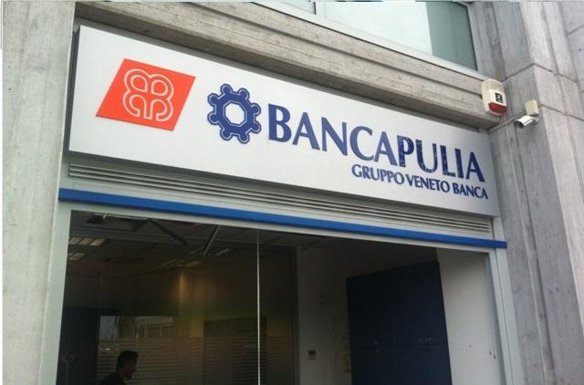 """""""Banca Apulia mi ha rovinato"""""""