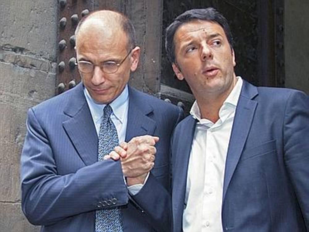 Soldi ai Partiti: Letta batte Renzi 300 a zero