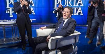 Le banche italiane sono solidissime! Parola di Renzi