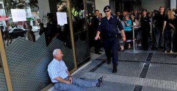 Depositi bloccati, Italia come la Grecia?