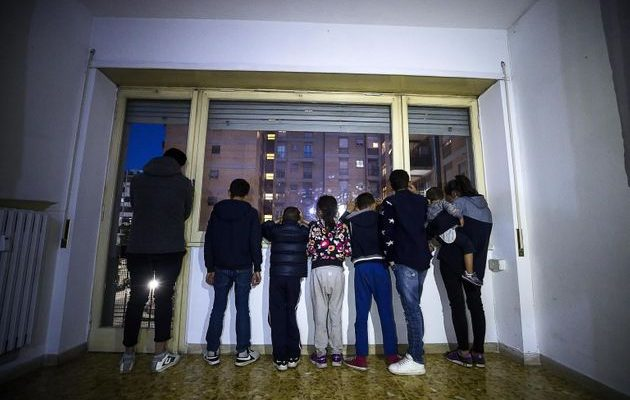 Case popolari, chi entra non esce più…