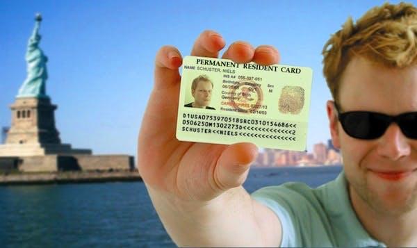 LOTTERIA DIVERSITY VISA 2021, vinci una green card