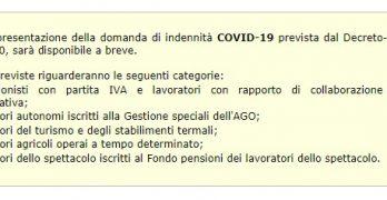 Una tantum marzo: 600€ a Partita IVA, forse a Pasqua